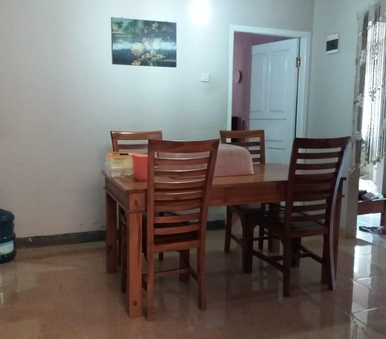 Alamat rumah jl. Sutomo 55 Grya Praja Asri Jatisela 83351 (45)