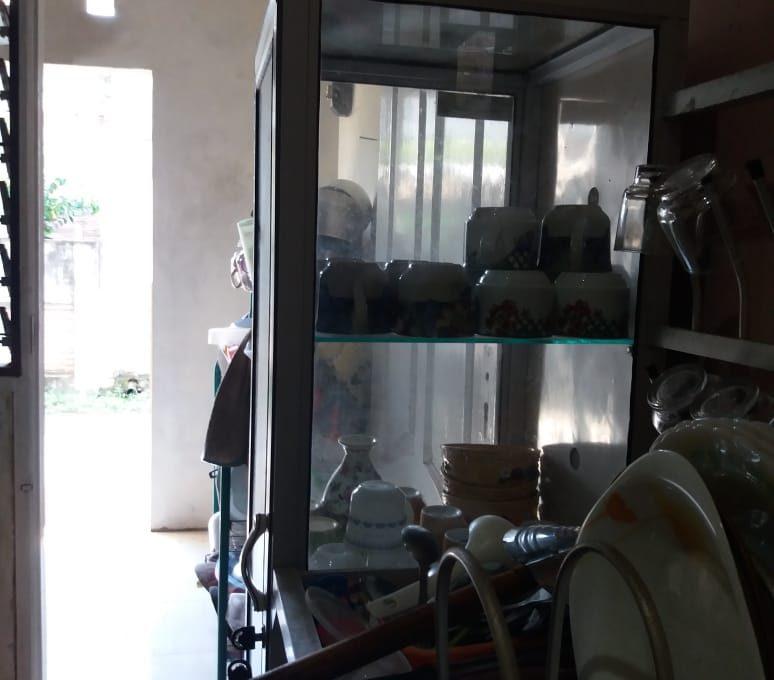 Alamat rumah jl. Sutomo 55 Grya Praja Asri Jatisela 83351 (65)
