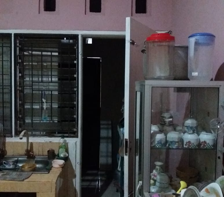 Alamat rumah jl. Sutomo 55 Grya Praja Asri Jatisela 83351 (66)