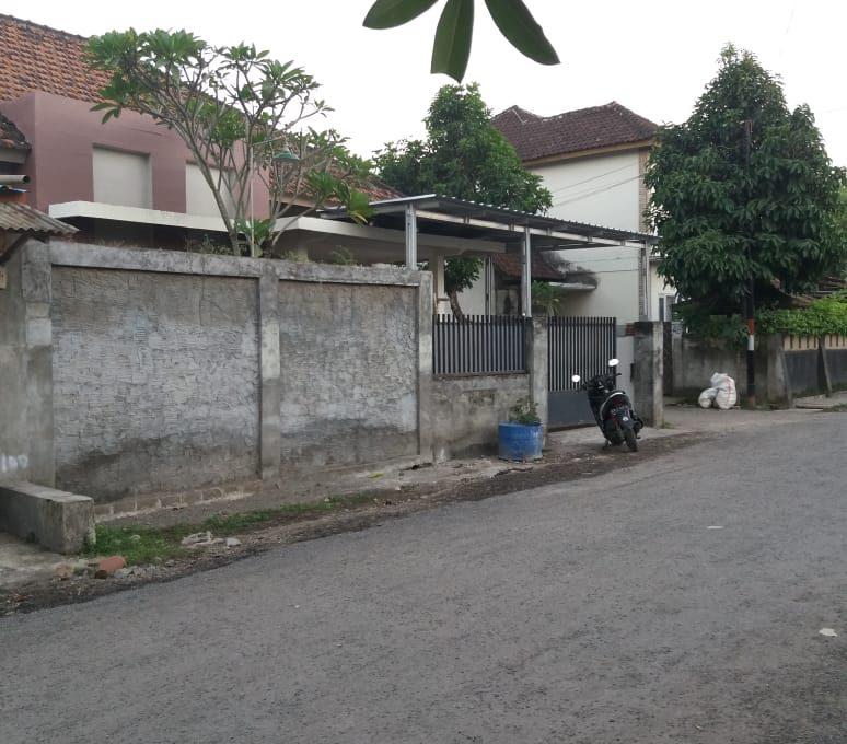 Alamat rumah jl. Sutomo 55 Grya Praja Asri Jatisela 83351