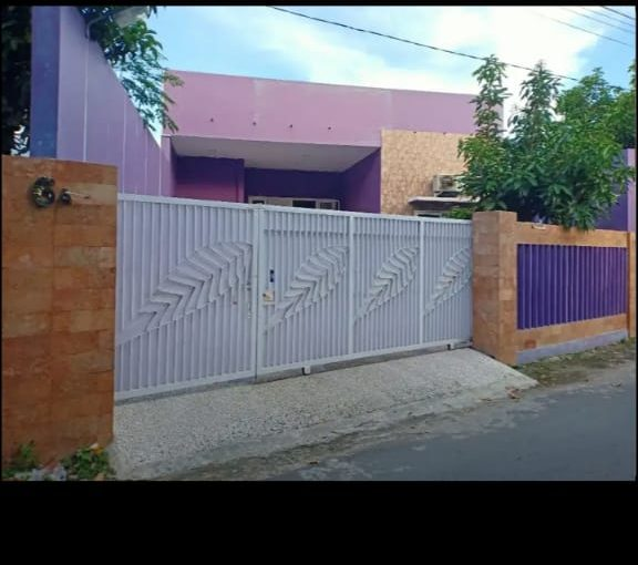 rumah mataram LB140/LT200, dua lantai